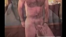 Homemade Video of Mature Amateur Ted Jacking Off