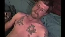 Homemade Video of Mature Amateur Craig  Jacking Off