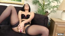 Spanish Stepmom Samia Fucks Her Stepson