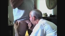 Retired Cop Sunday Morning Blowjob
