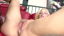 Blonde Mom my Deep BBC Anal