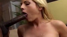 big boobs blonde fucking black monster cock