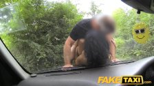 Fake Taxi Scottish lass gets creampied - duration 11:07