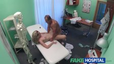 FakeHospital Cute patient fucked by Doctor