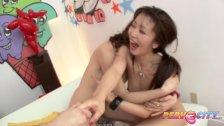 PervCity Princess Donna brings her slave
