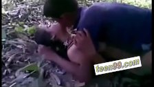 Indian village friends outdoor sex