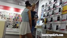 Young upskirt gallery