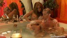 The Best Golden Handjob Massage Ever