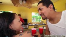 Young teen sex party Holly Hendrix Has Some