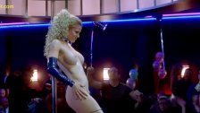 Kristin Bauer Striptease In Dancing At The Blue Iguana Movie - duration 1:29