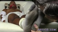 Young boy foot fetish story gay Mikey Tied