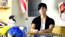 Young teen gays punished enema Poor Jae