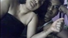 Amit enjoying late night sex with wife