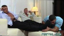 Nude teen young boy feet movies gay Ricky