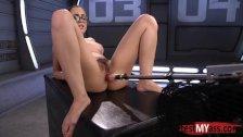 Hot pornstar anal with orgasm