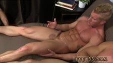 Foot worship  gay Ricky Hypnotized To