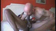 Servicing Black Meat