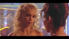 Elizabeth Berkley Poledance In Showgirls Movie