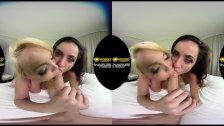 VR3000 - Legendary - Starring Jesse J & Janessa Brazil - 180° HD VR