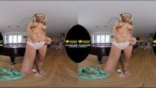 VR3000 - BilliardsBabe - Starring Molly Mae - 180° HD VR Porn