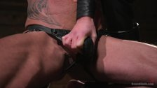 Muscle Hunk Slaveboy