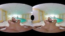 VirtualRealPorn - Swimming coach - duration