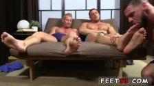 Mixed heavy cum gay Ricky Hypnotized To