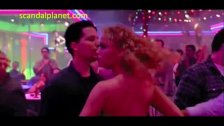 Elizabeth Berkley And Rena Riffel Striptease In Showgirls Movie