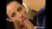 Private com Michelle Wild in an orgy with DP