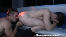FalconStudios Jacob and Alex Hot Party Hookup! - duration 7:43