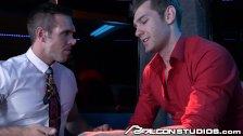 FalconStudios Jacob and Alex Hot Party Hookup!
