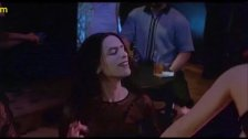Jennifer Tilly Pole Dance Scene In Dancing At The Blue Iguana Movie