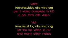 IleniaSexyBlog - Strip, Footjob, Handjob, Blowjob and Cumshot - TRAILER