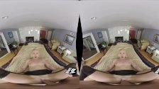 WankzVR - GFE: AJ Applegate - duration