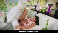 FamilyStrokes Fucked By Uncle On Easter Sunday