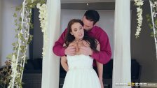 Cheating Bride Angela White Loves anal - Brazzers