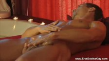 Erotic Self Massage On Display