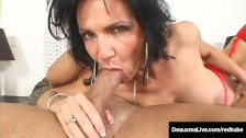 MILF-Cougar Performer of the Year, Deauxma, in her 2nd Anal!