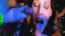 Cum covered faces compilation German Goo Girls