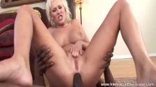 : Outrageous Teen Anal With BBC