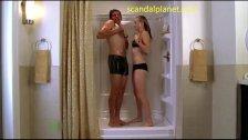 Yvonne Strahovski Sex Under The Shower In Chuck Series ScandalPlanetCom