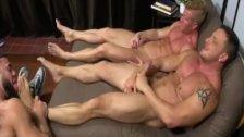 Free gay foot up ass xxx Ricky Hypnotized