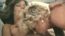 Classic Retro Lesbian Lovers