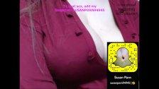 Massage show Snapchat: SusanPorn94945