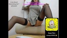step son Live show Snapchat: SusanPorn94945