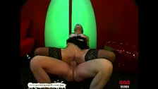 Magdalena the ultimate sperm extraction machine - German Goo Girls
