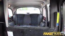 Fake Taxi Nurse in sexy lingerie has car sex preview