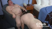 Riding An Uncut Bears Cock