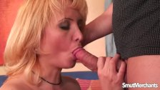 MILF Vannah Sterling Wants Nothing but Cock