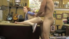 Red head orgasm Up shits creek without a